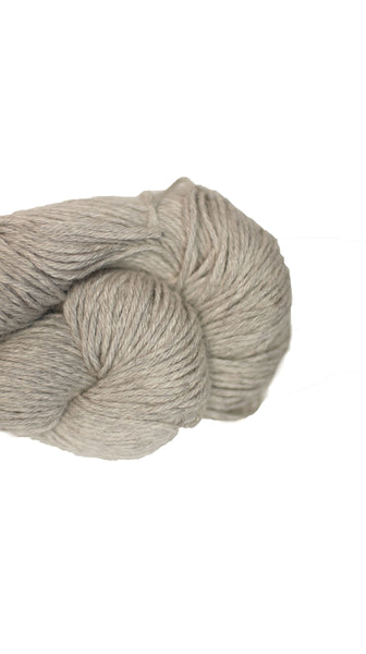 Kensington Cotton / Alpaca Blend - Silver