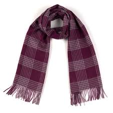 Plaid Jeremy Scarf