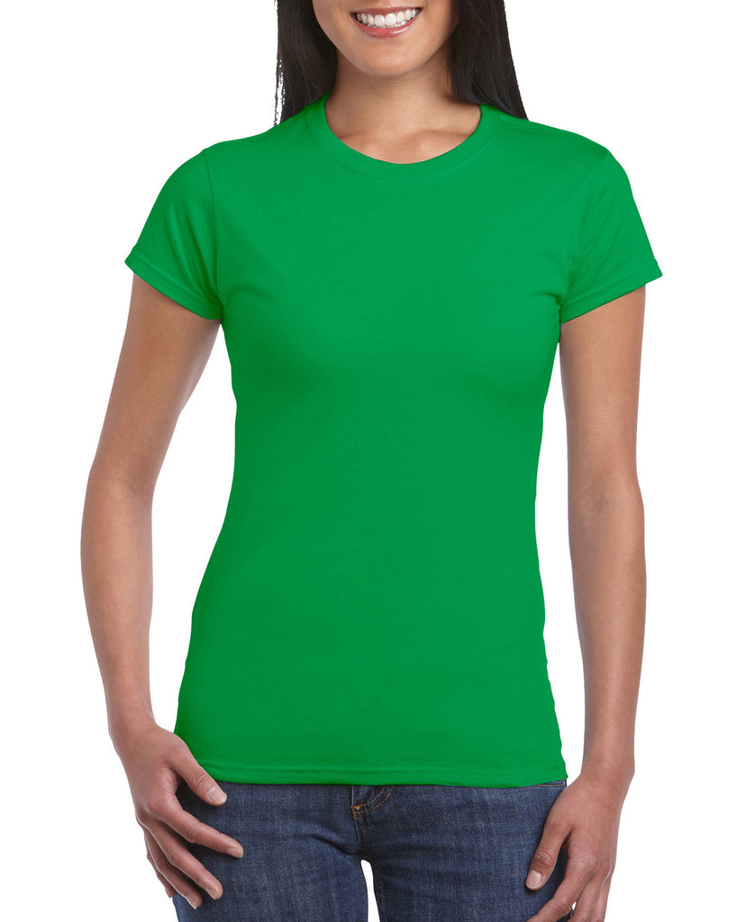 Gildan Softstyle Ladies Tee 64000L - guyos apparel.com