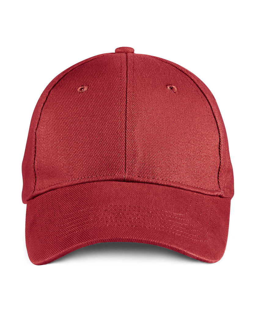 ANVIL Solid Brushed Twill Cap A136 - guyos apparel.com