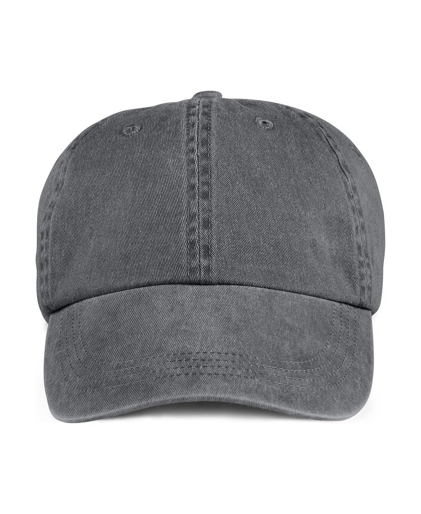 ANVIL Solid Low-Profile Twill Cap A146 - guyos apparel.com
