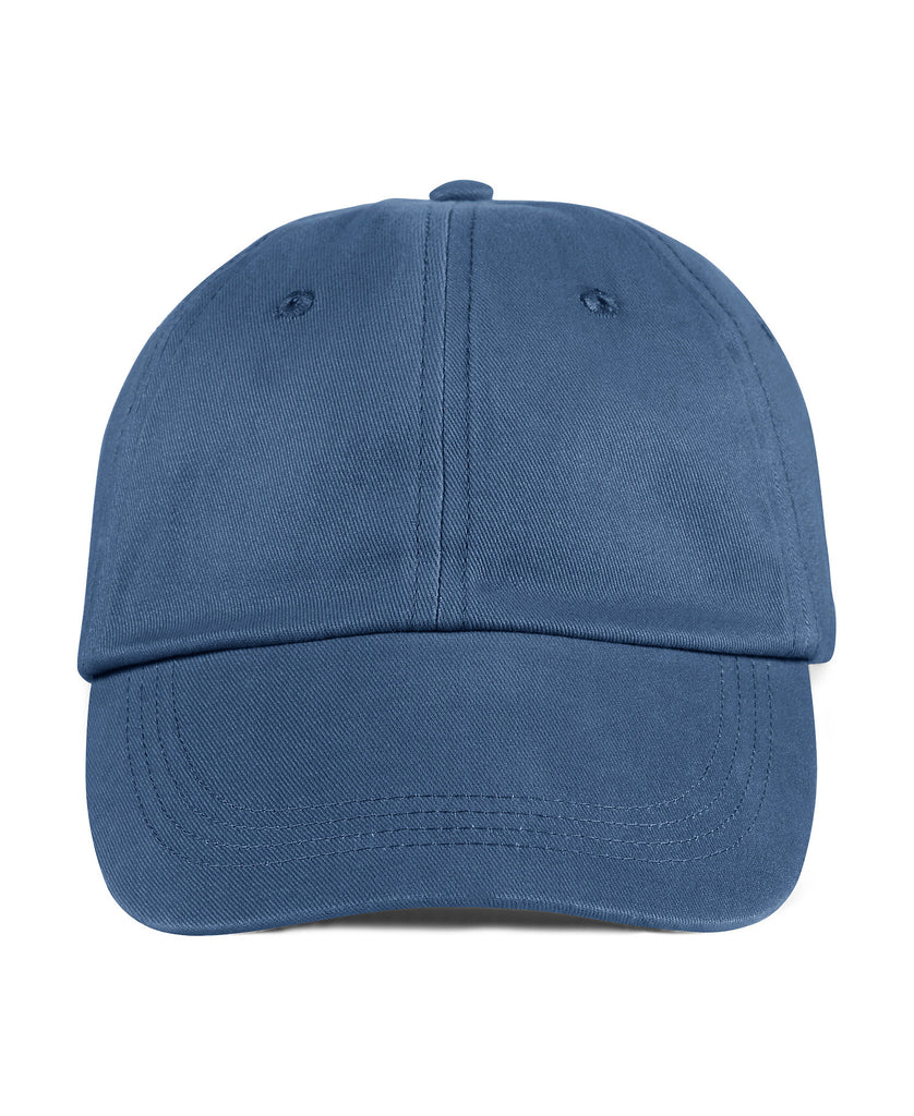 ANVIL Solid Low-Profile Brushed Twill Cap A176 - guyos apparel.com