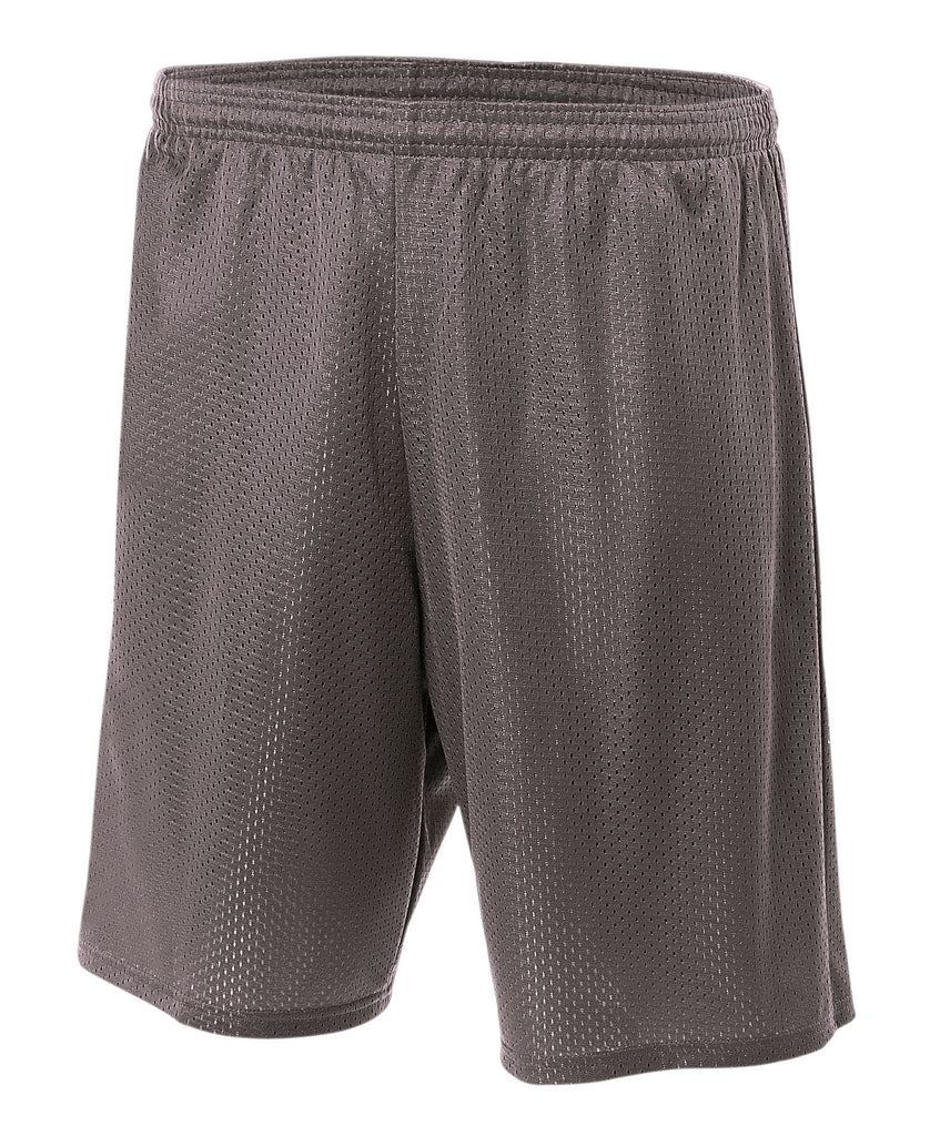 "A4 Adult Lined Tricot Mesh 7"" Short A4N5293 - guyos apparel.com"