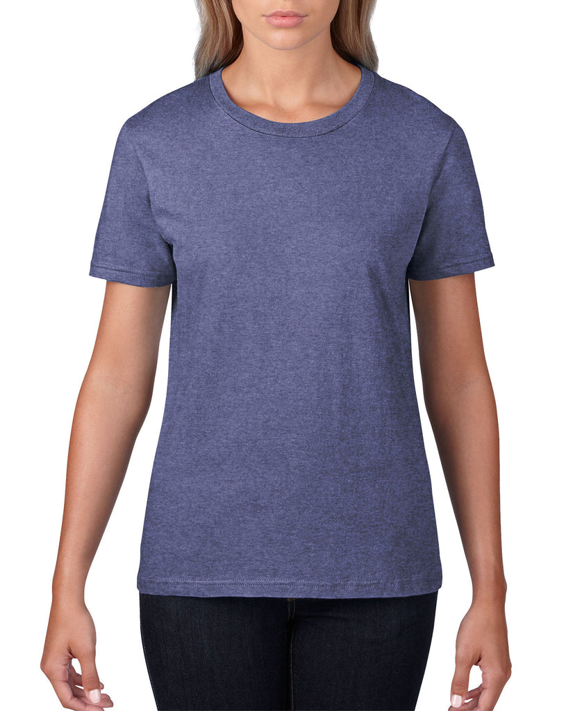 ANVIL Women's Lightweight Tee A880 - guyos apparel.com