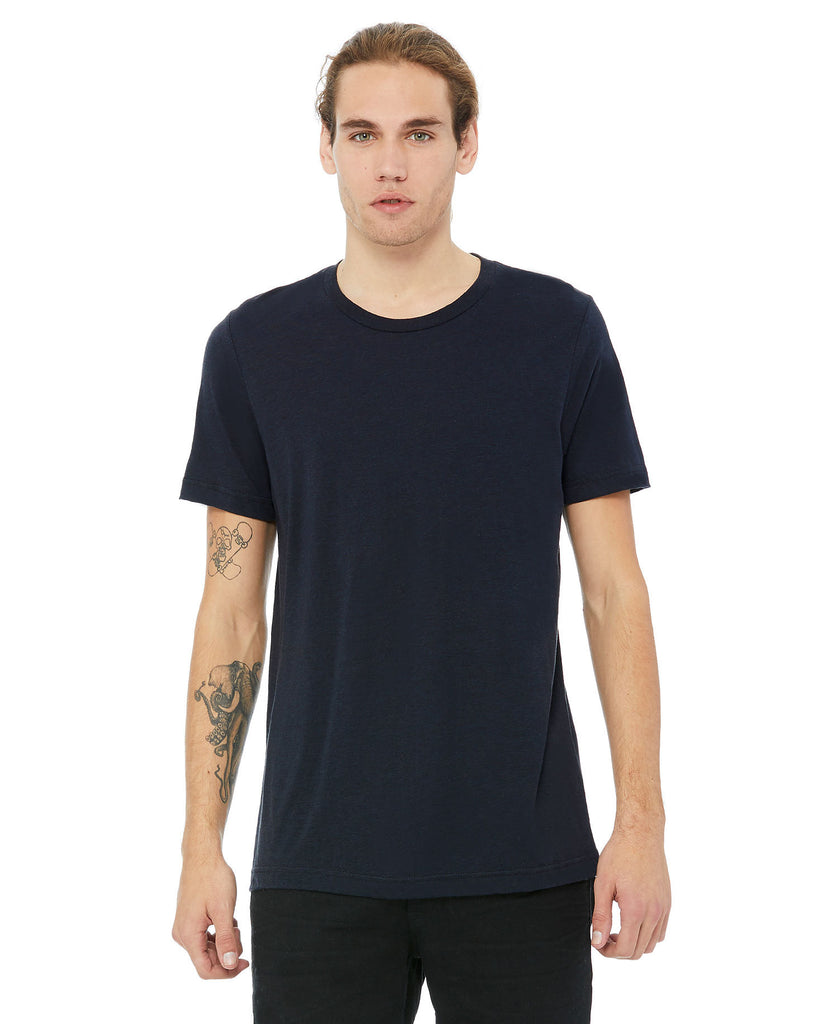 BELLA CANVAS Unisex Triblend Short Sleeve Tee B3413 - guyos apparel.com