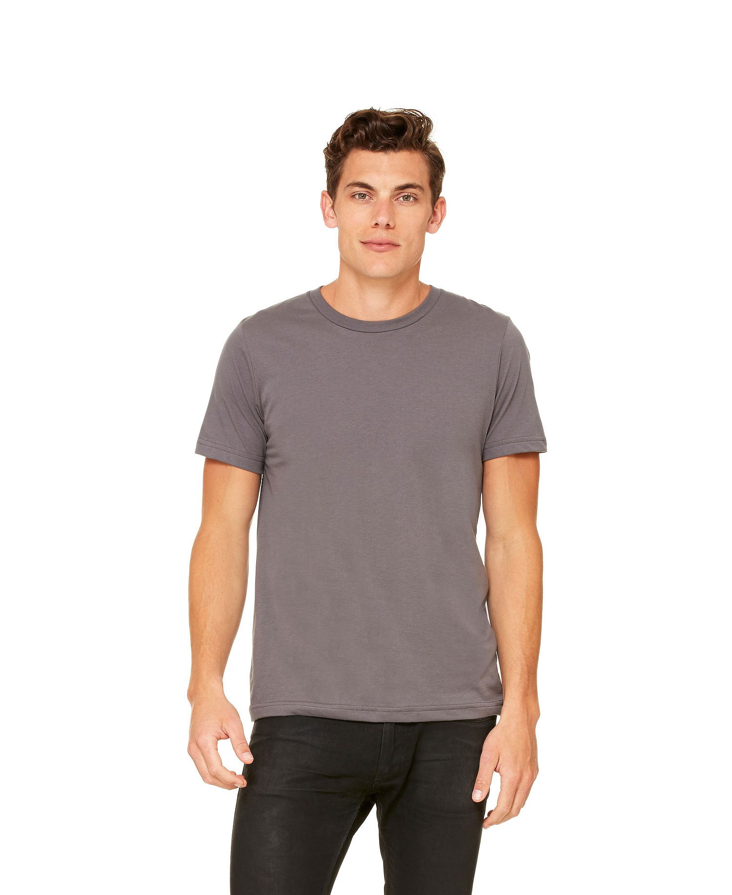 Unisex Fashion Bella+Canvas T-Shirt Unisex Polycotton Short Sleeve Unisex Tee
