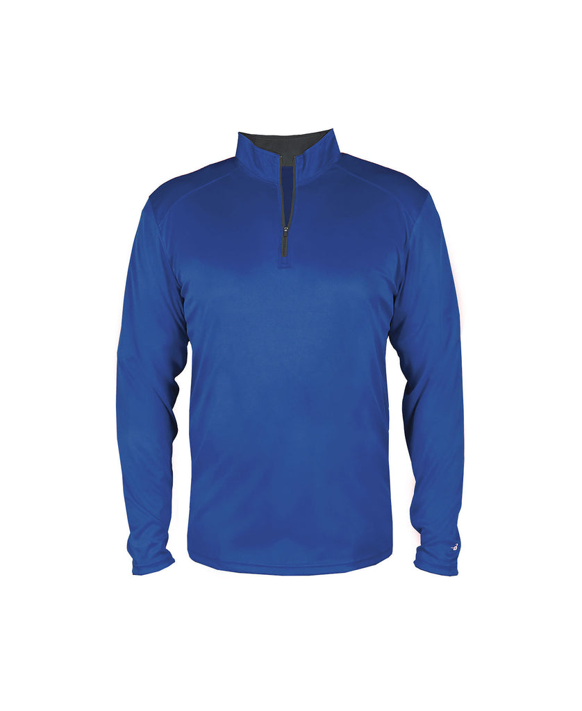 Badger Adult B-Core 1/4 Zip BG4102 - guyos apparel.com