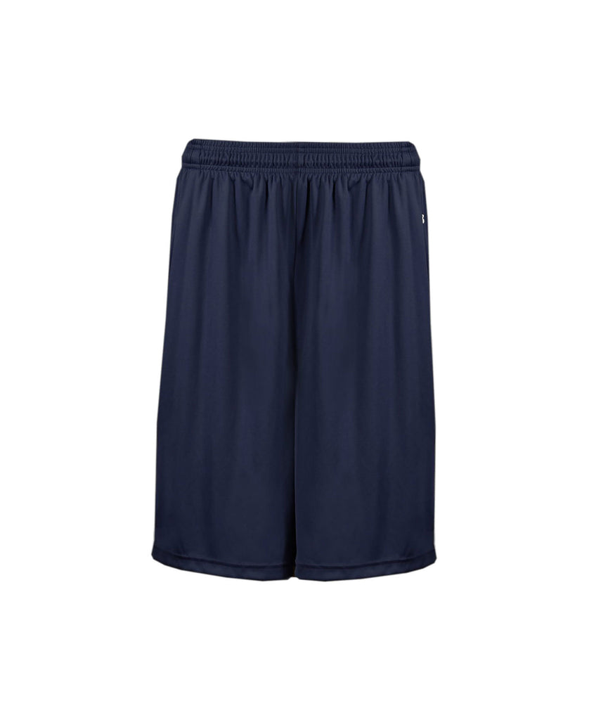 "Badger Adult B-Core Pocketed 10"" Short BG4119 - guyos apparel.com"