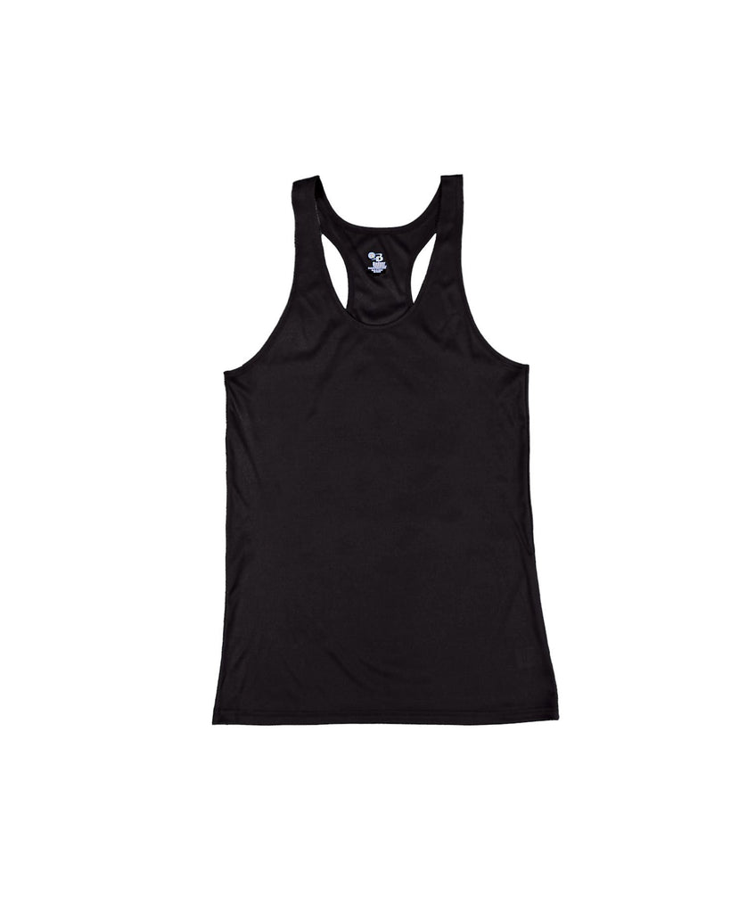 Badger Ladies B-Core Racerback Tank BG4166 - guyos apparel.com