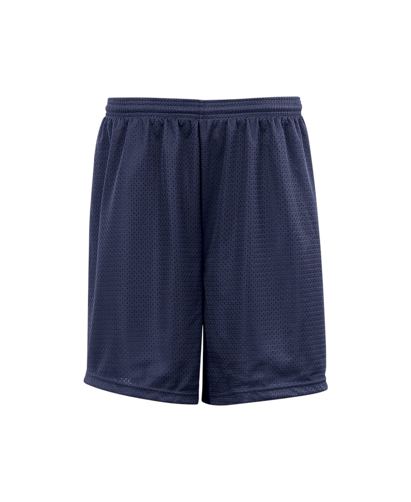 "Badger Adult Mesh/Tricot 7"" Short BG7207 - guyos apparel.com"