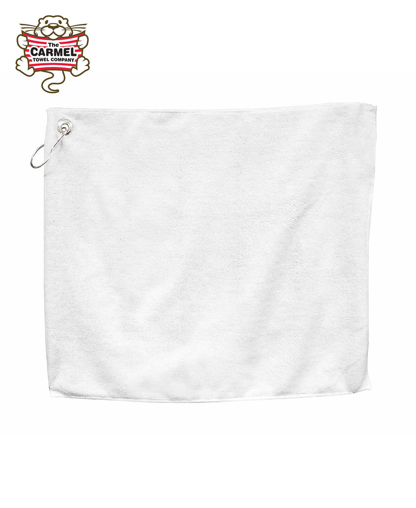 Carmel Towels Golf Towel C1518GH - guyos apparel.com