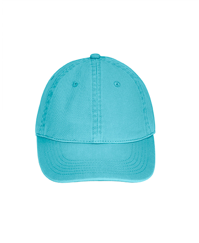 Comfort Colors Direct Dyed Baseball Cap CC0103 - guyos apparel.com