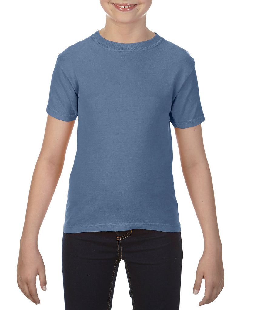 Comfort Colors Youth Midweight Ring Spun Tee CC9018 - guyos apparel.com