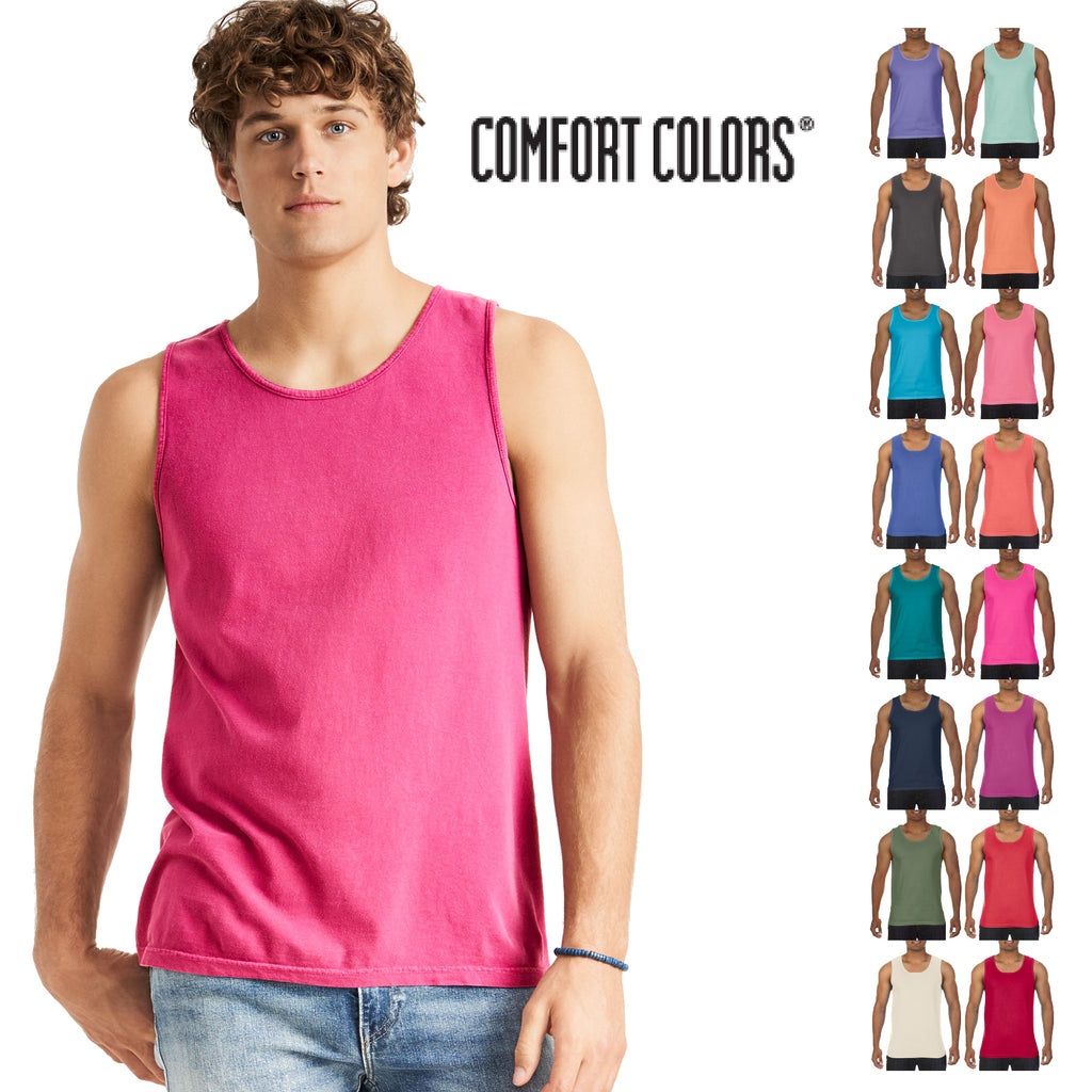 Comfort Colors Adult Heavyweight Ring Spun Tank Top CC9360