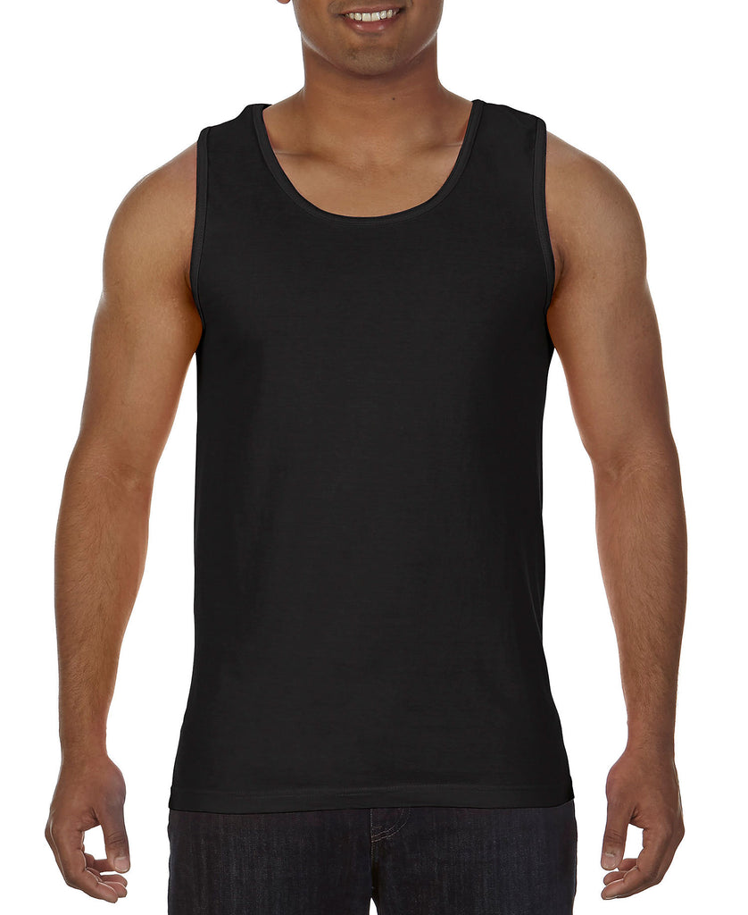 Comfort Colors Adult Heavyweight Ring Spun Tank Top CC9360 - guyos apparel.com