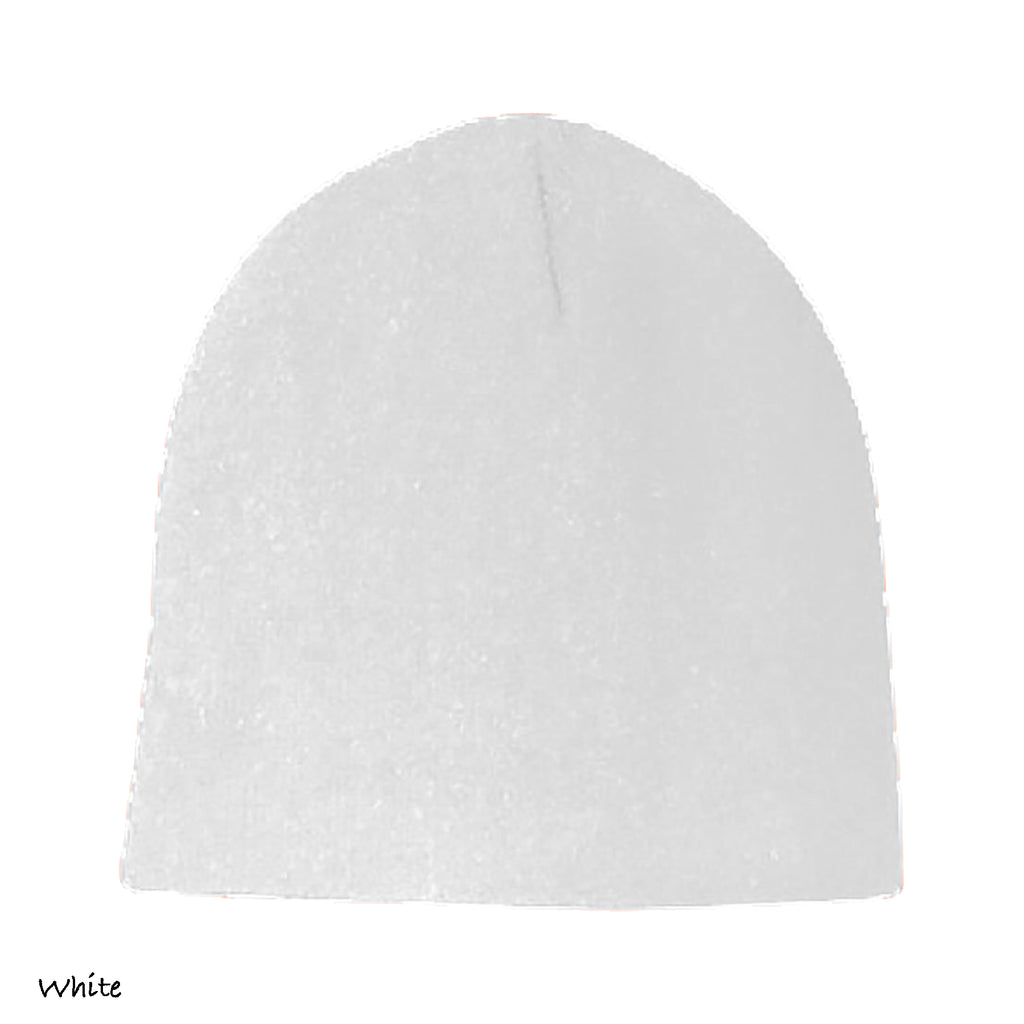 Beanie Plain Knit Ski Skull Hat Cap Cuff Winter Warm Slouchy Men Women Unisex