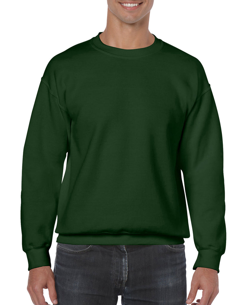 Gildan Heavy Blend Adult Crewneck Sweatshirt G18000 - guyos apparel.com