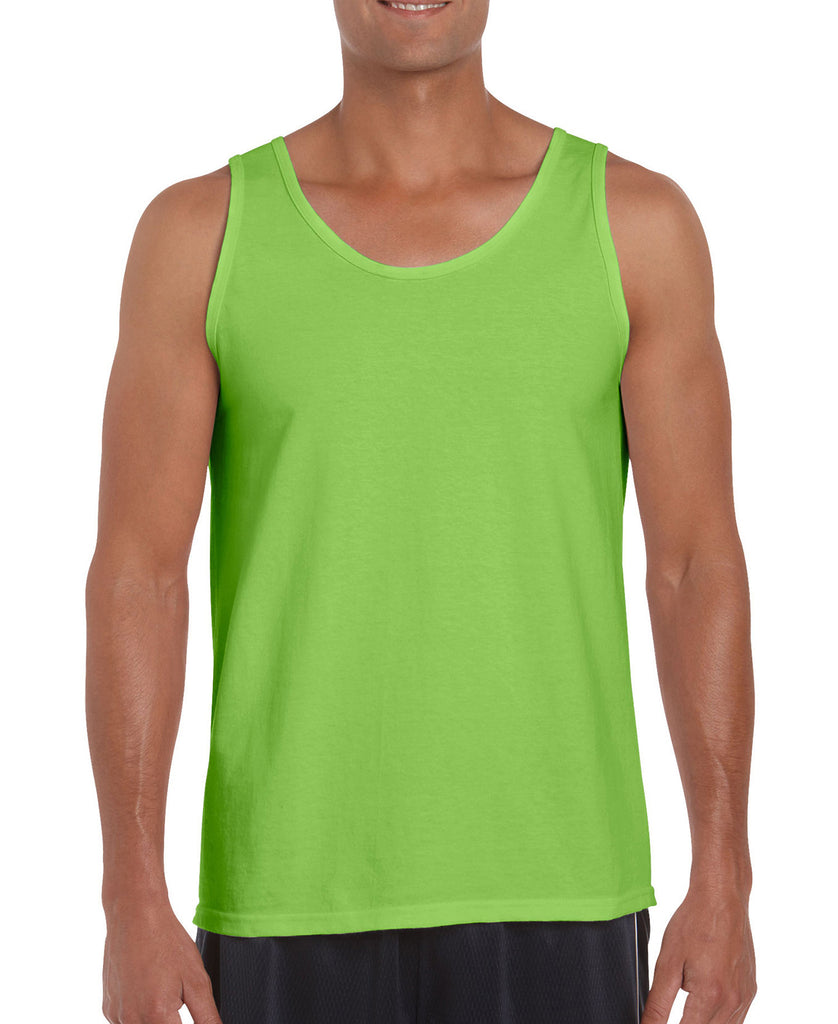 Gildan Ultra Cotton-Adult Tank Top G2200 - guyos apparel.com
