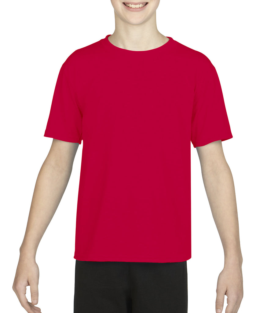 Gildan Performance Youth Core T-Shirt G46000B - guyos apparel.com