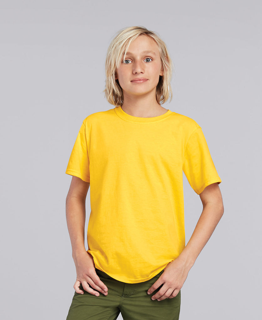 Gildan Softstyle Youth Tee G64500B - guyos apparel.com