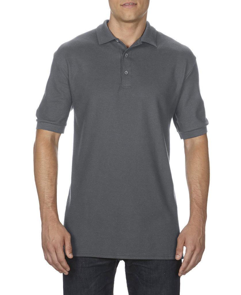 Gildan Premium Cotton Adult Double Pique Sport Shirt G82800 - guyos apparel.com
