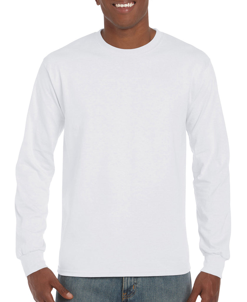 Gildan DryBlend Adult Long Sleeve Tee G8400 - guyos apparel.com