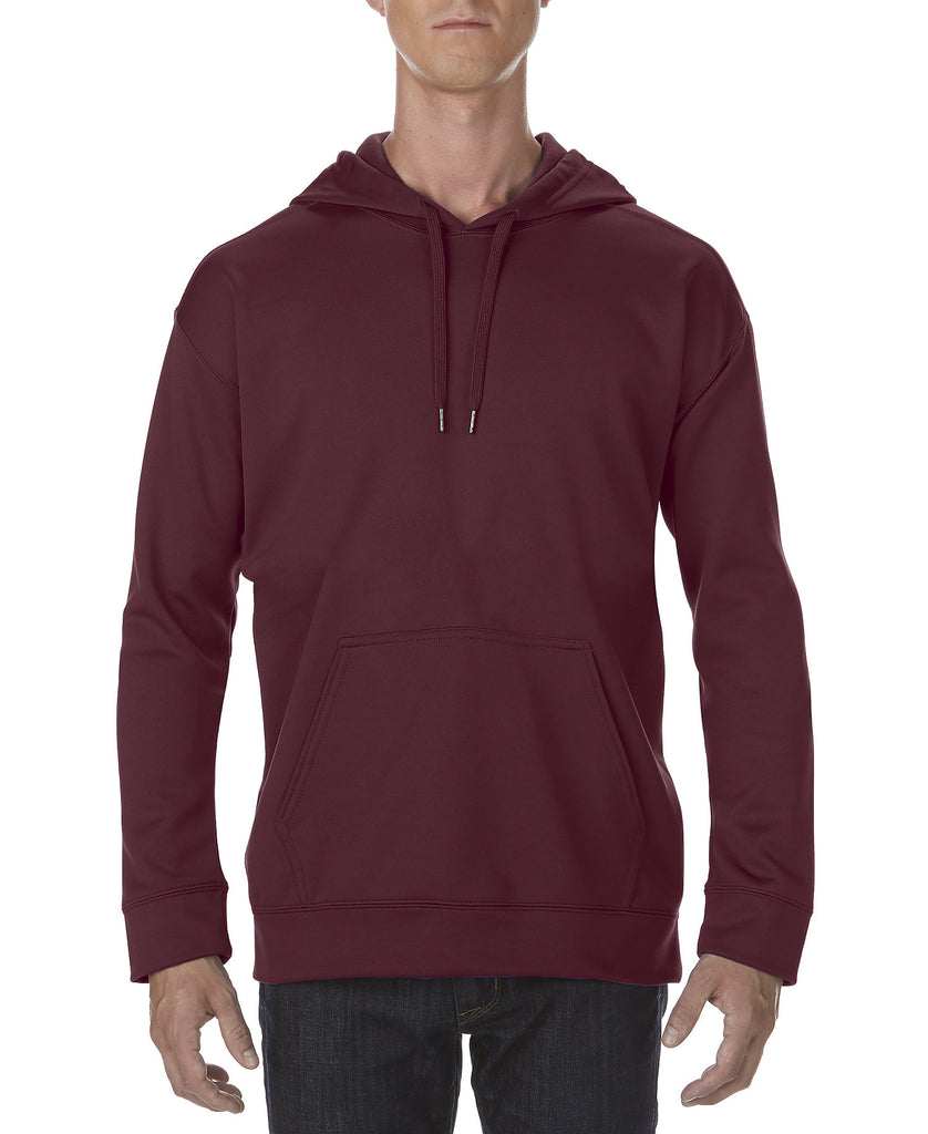 Gildan Performance Adult Tech Hooded Sweatshirt G99500 - guyos apparel.com