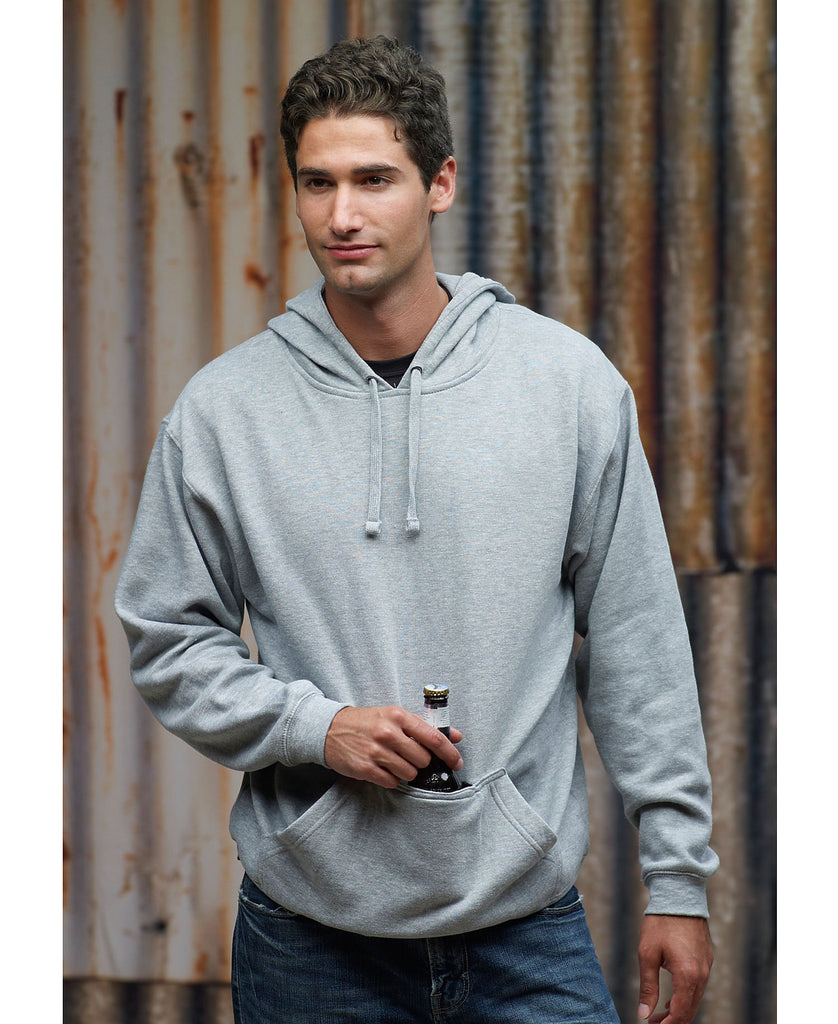 J America Adult Tailgate Hooded Fleece JA8815 - guyos apparel.com