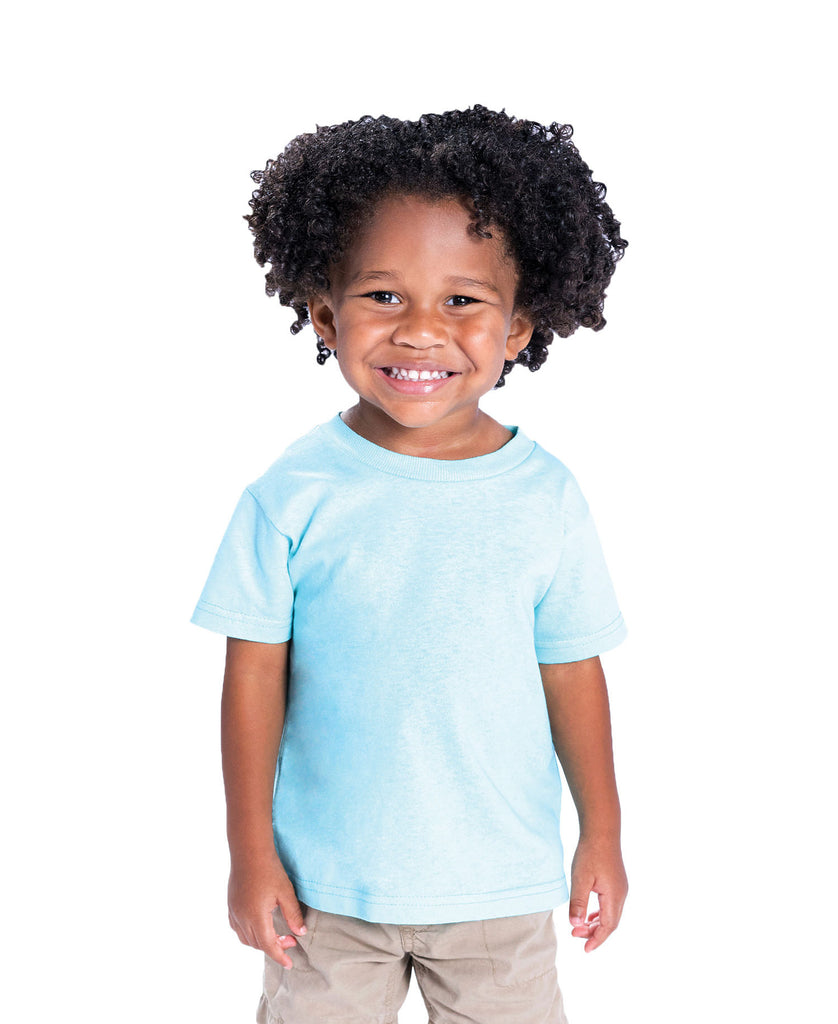 Rabbit Skins Toddler Cotton Jersey Tee LA330T - guyos apparel.com