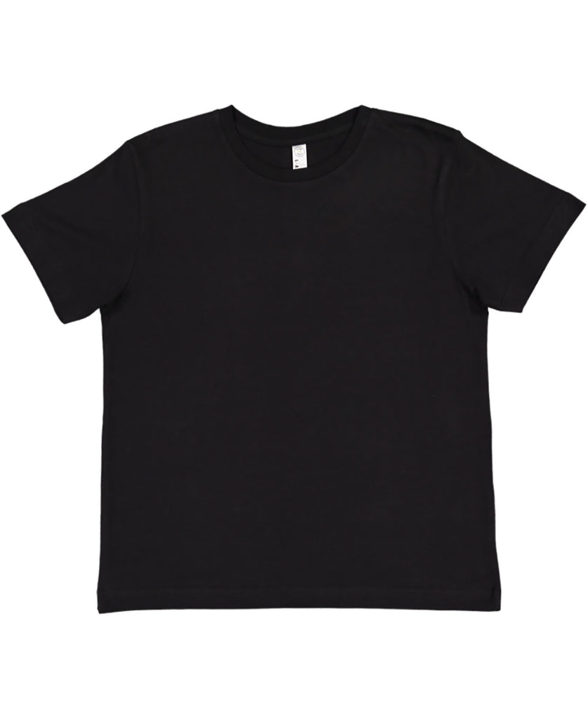 LAT Youth Fine Jersey Tee LA6101 - guyos apparel.com