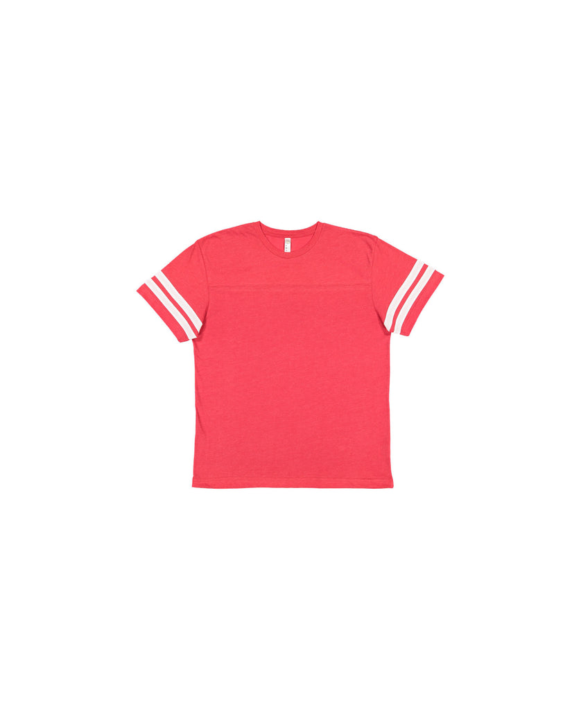 LAT Men's Football Fine Jersey Tee LA6937 - guyos apparel.com