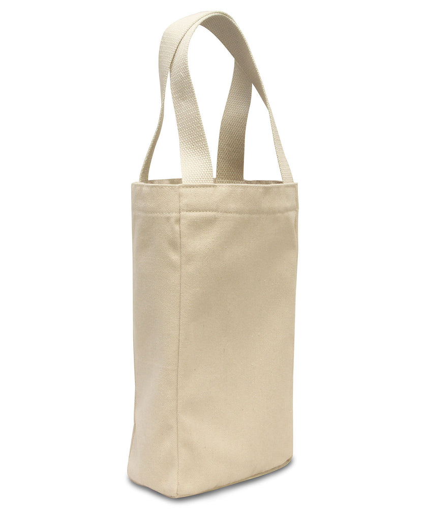 Liberty Bags Two Bottle Wine Tote LB1726 - guyos apparel.com