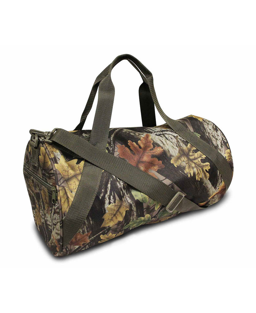 Liberty Bags Sherwood Camo Small Duffle LB5562 - guyos apparel.com