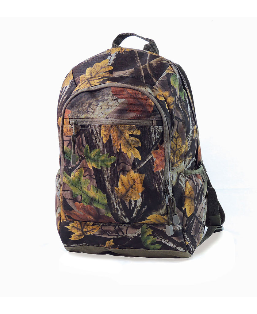Liberty Bags Sherwood Camo Backpack LB5565 - guyos apparel.com