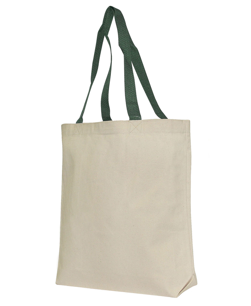 Liberty Bags Marianne Cotton Canvas Tote LB8868 - guyos apparel.com