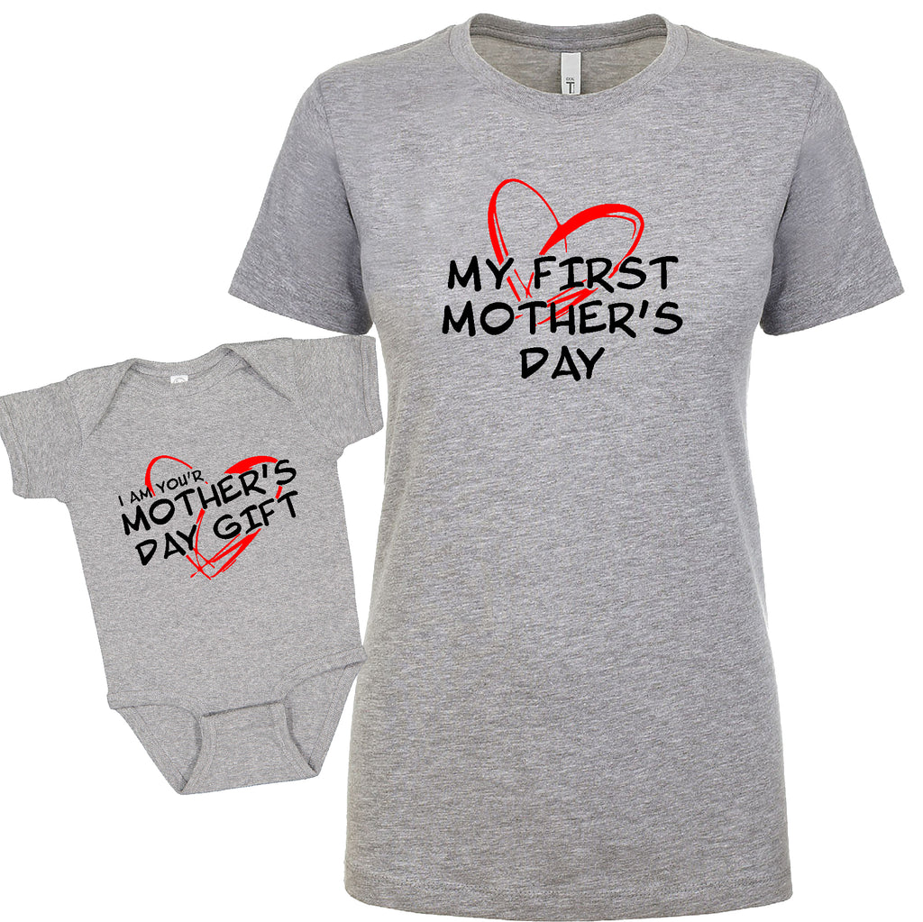 GREAT bundle I am you're Mother's Day gift Mom&child  Funny