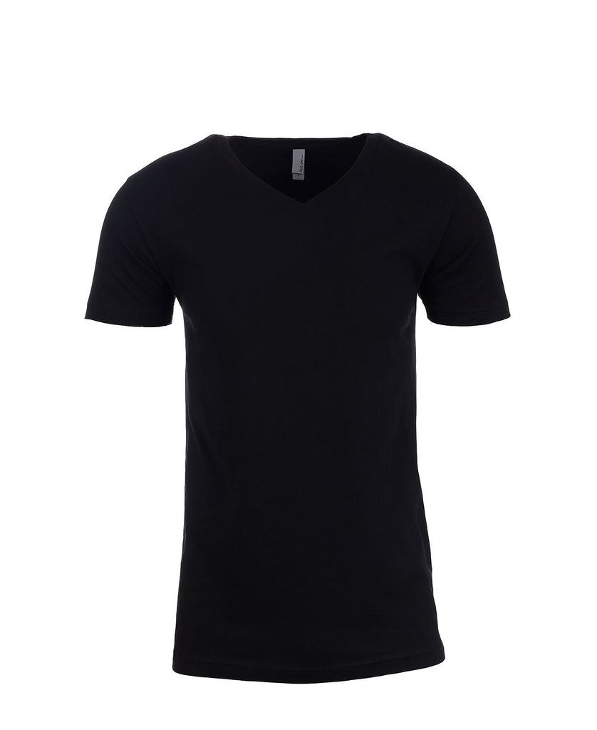 Next Level Men's Cotton V-neck Tee NL3200 - guyos apparel.com