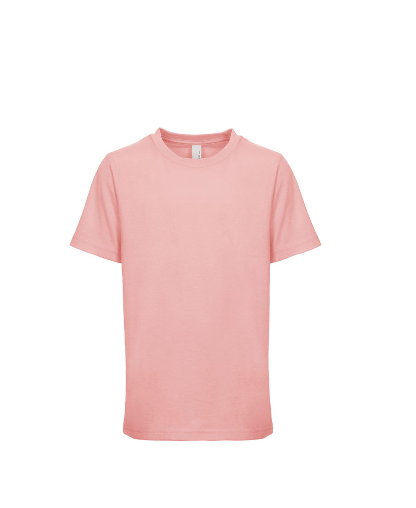 Next Level Youth Cotton Short Sleeve Tee NL3310 - guyos apparel.com