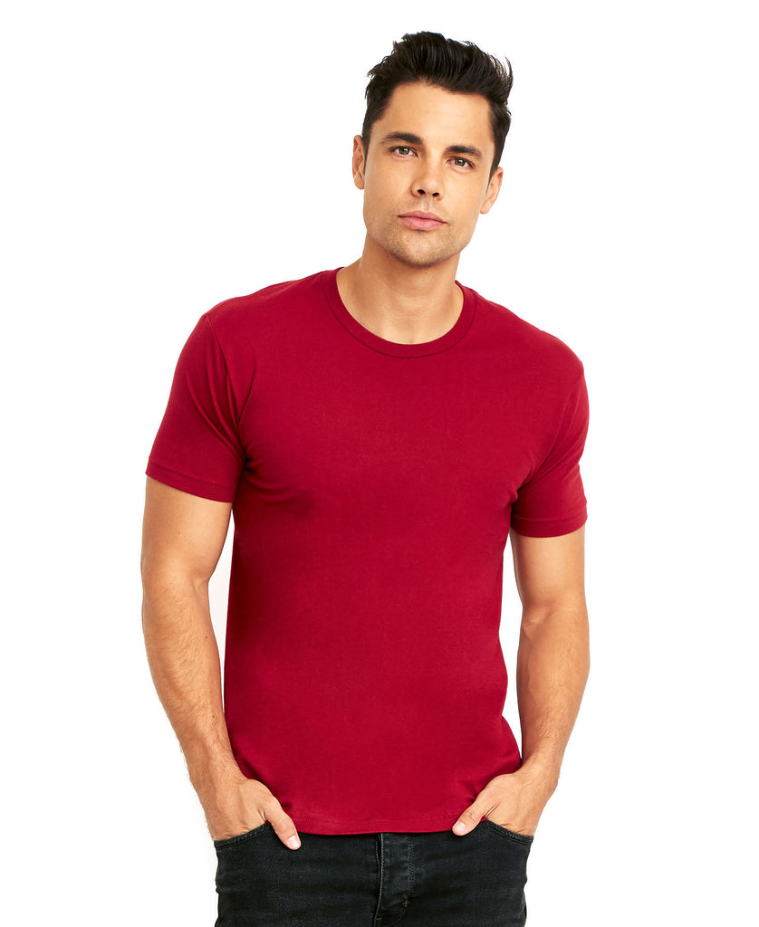 Next Level Men's Cotton Tee NL3600 - guyos apparel.com