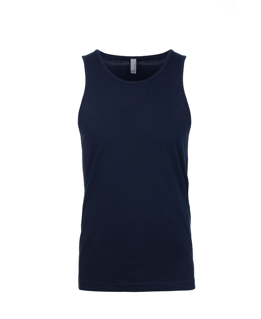 Next Level Men's Cotton Jersey Tank NL3633 - guyos apparel.com