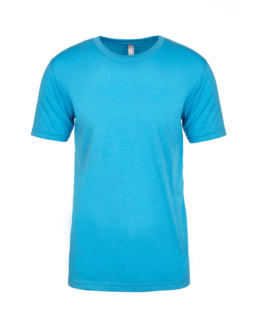 Next Level Men's Tri-Blend Tee NL6010 - guyos apparel.com