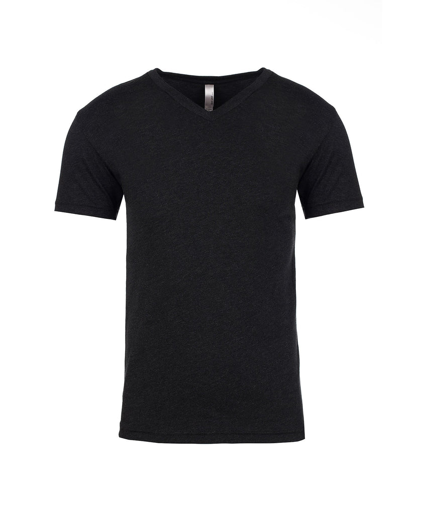 Next Level Men's Tri-Blend V-Neck Tee NL6040 - guyos apparel.com