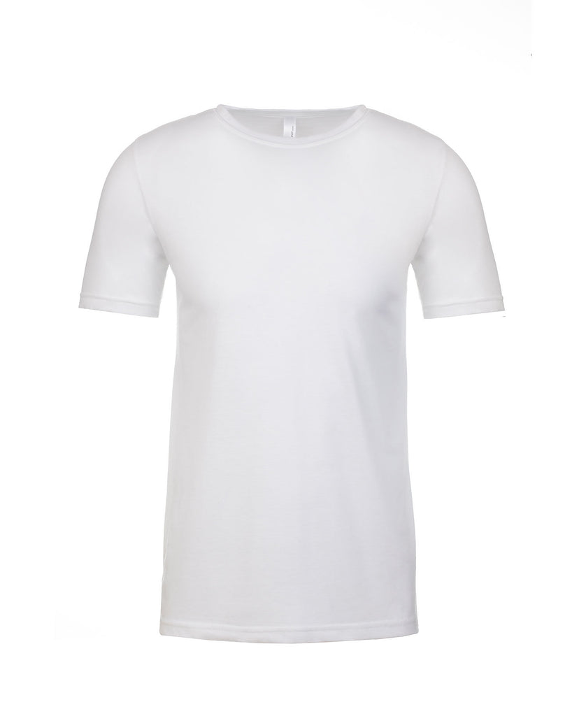 Next Level Men's Poly/Cotton Tee NL6200 - guyos apparel.com