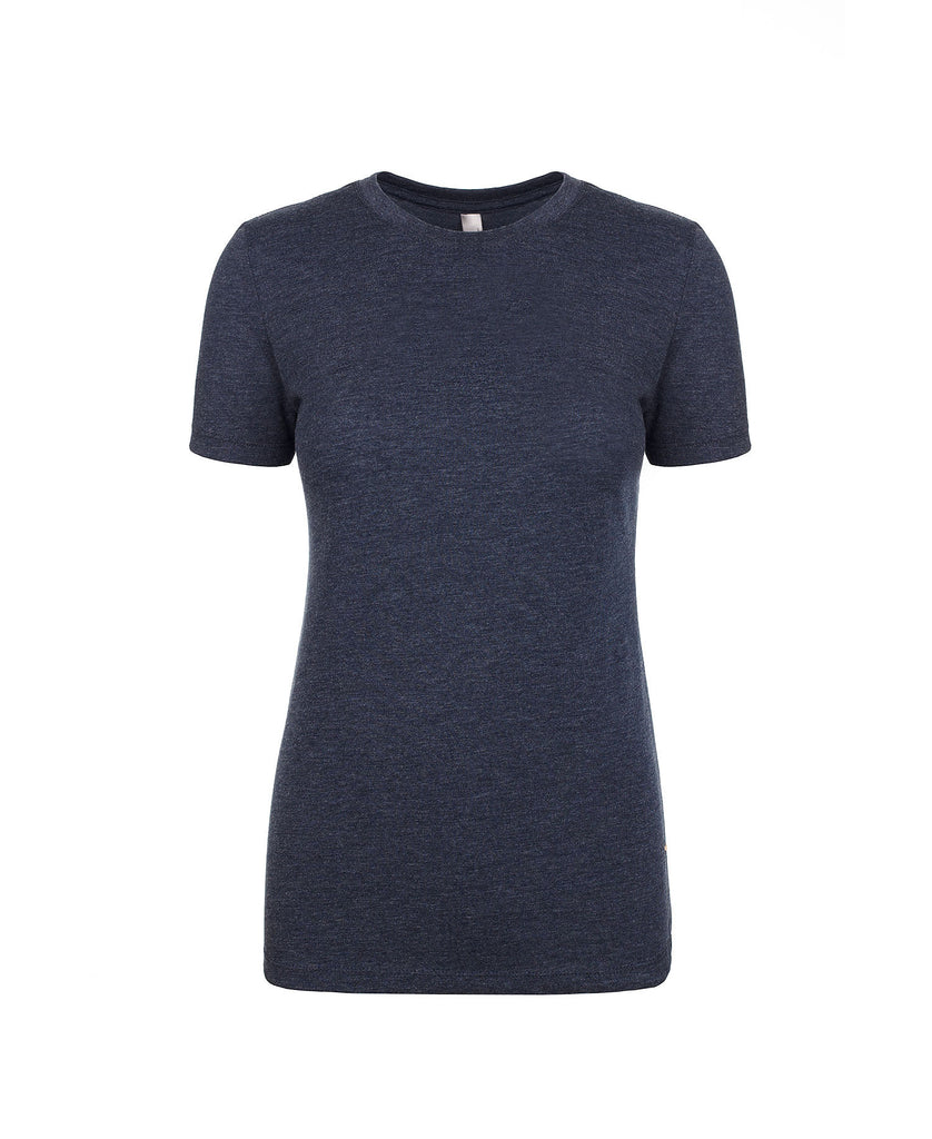 Next Level Women's Tri-Blend Tee NL6710 - guyos apparel.com