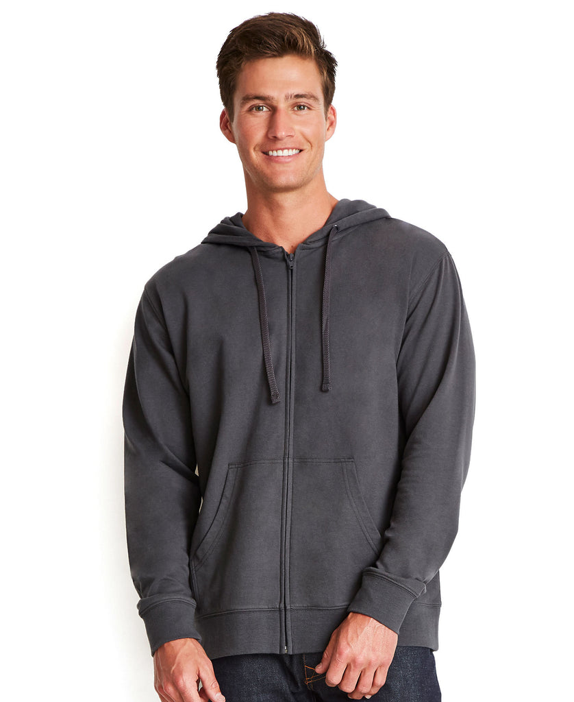 Next Level Unisex French Terry Zip Hoody NL9601