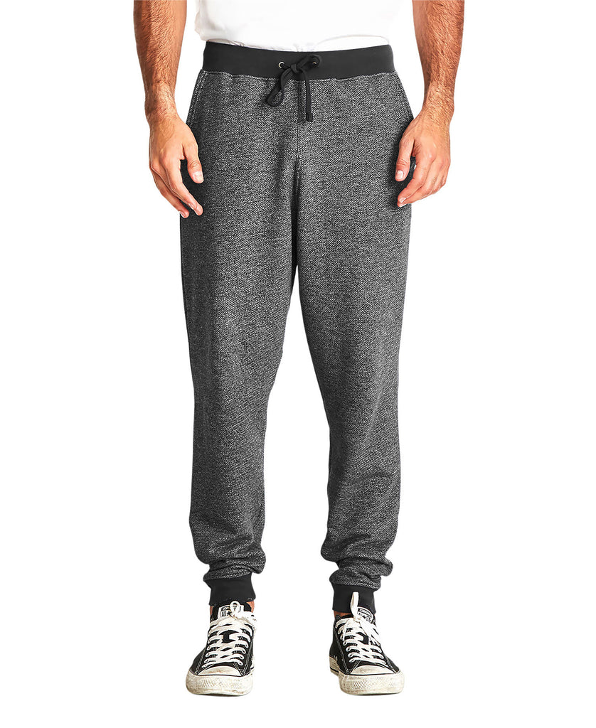 Next Level Men's Denim Fleece Joggers NL9800 - guyos apparel.com