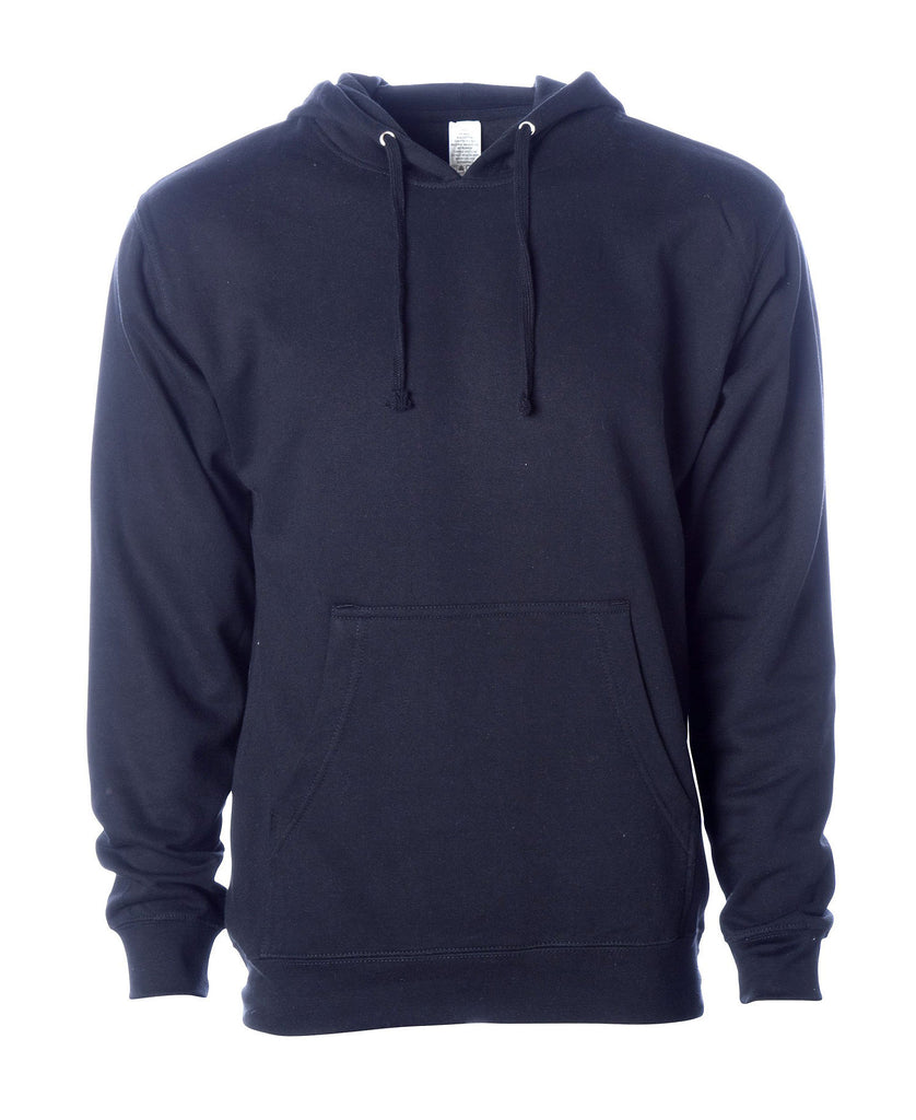 Independent Adult Midweight Pullover Hooded Fleece SS4500 - guyos apparel.com