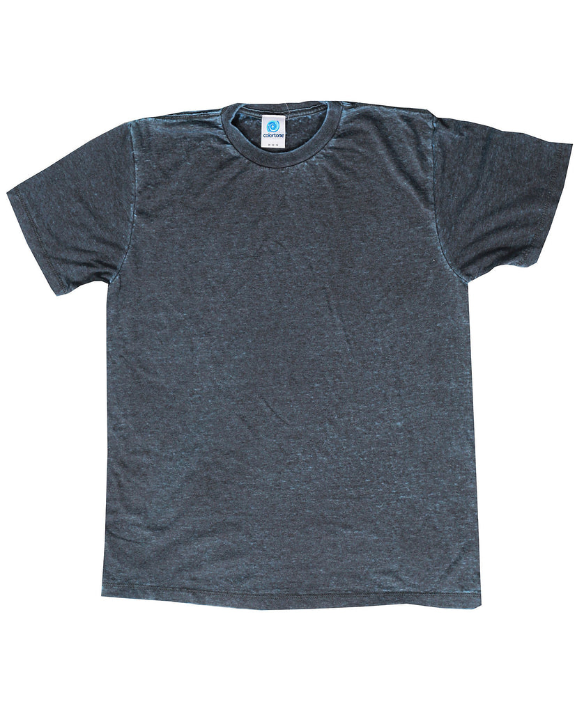 Colortone Acid Wash Burnout Tee T1350 - guyos apparel.com