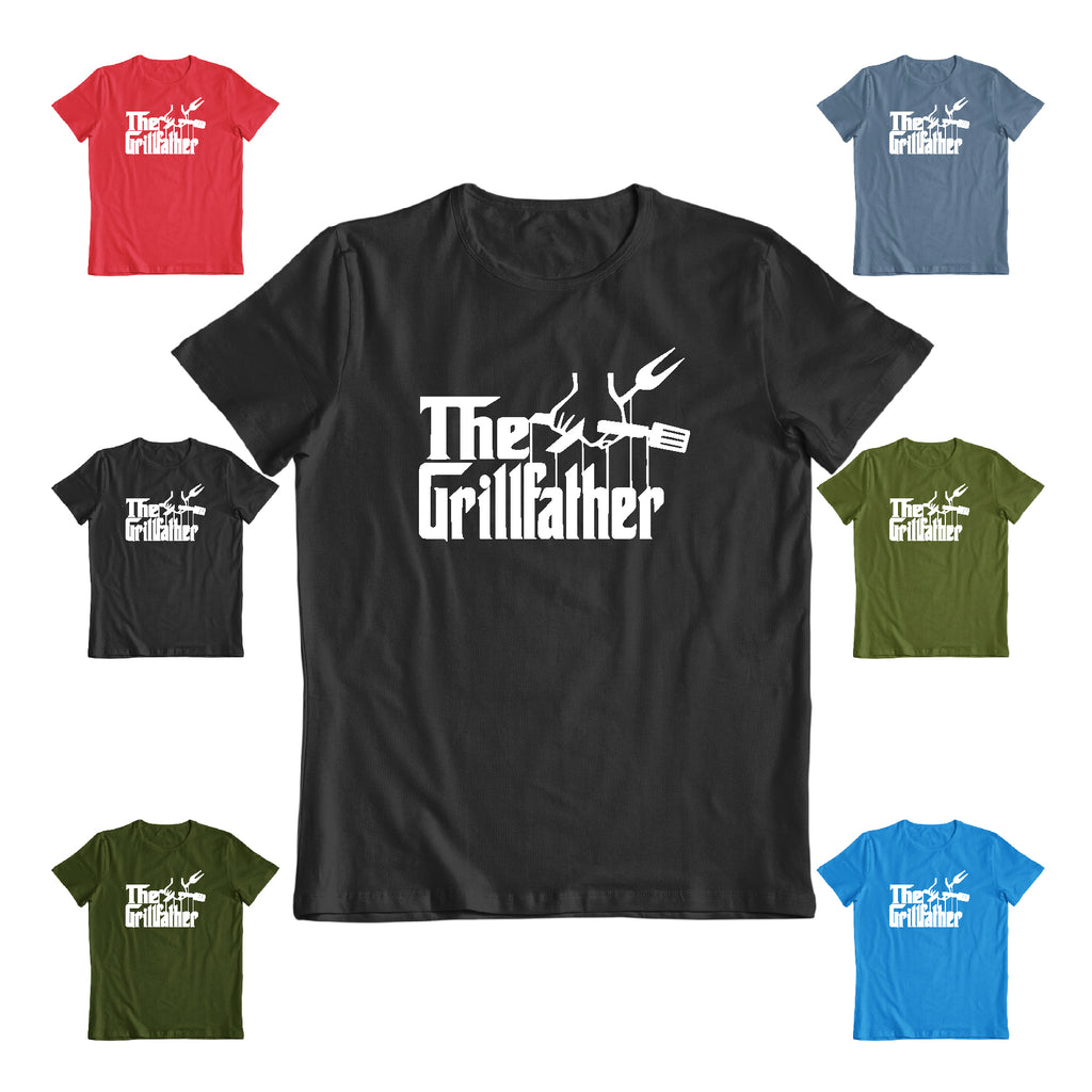 The GrillFather Funny T shirt