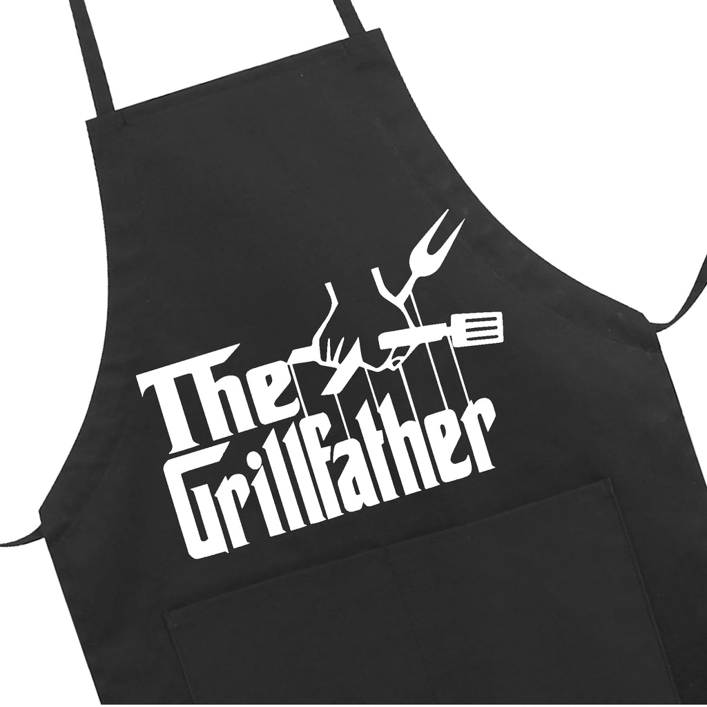 Funny The Grill Father Great Fathers Day Gift a BBQ you Cant Refuse